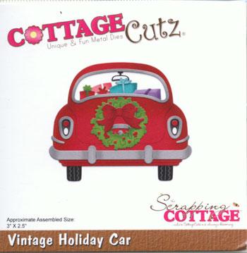 Dies / Jule veteranbil / Cottage Cutz