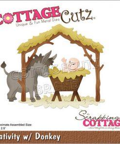Dies / Æsel og baby / Cottage cutz