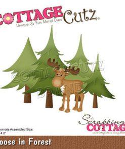 Dies / Elg i skov / Cottage Cutz
