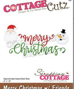 Dies / Merry Christmas / Cottage Cutz