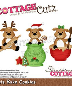 Dies / Bage Kager / Cottage Cutz