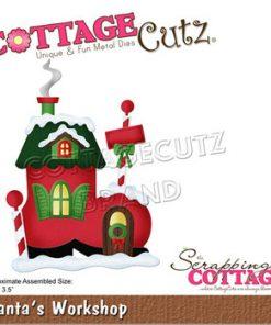 Dies / Julemandens arbejdsplads / Cottage Cutz