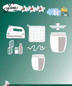 Dies / Bage udstyr - 2 / By Lene