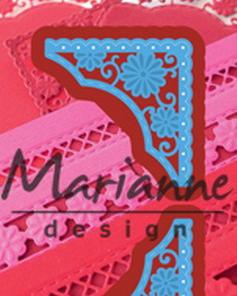 Dies / Smukke Hjørner / Marianne Design