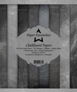 Karton / Chalkboard / Paper favourites
