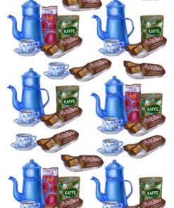 Diverse / Kaffe & kiksekage / Hm Easy