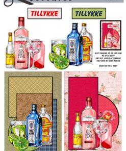 Diverse / Lækker gin / Quickies