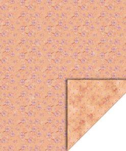 Karton 30 x 30 / Orange roser / Feicita design
