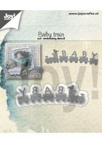 Dies / baby tog / Joy Crafts