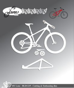 Dies / Mountainbike / By Lene