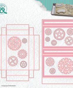 Dies / Giftcard box / Nellie Snellen