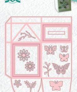 Dies / Milkpack box / Nellie Snellen