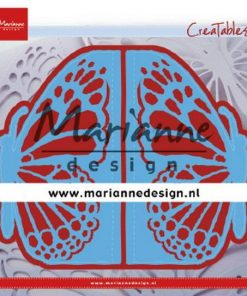 Dies / Sommerfugl folde die / Marianne Design