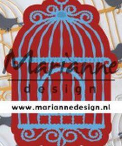 Dies / Fuglebur / Marianne Design