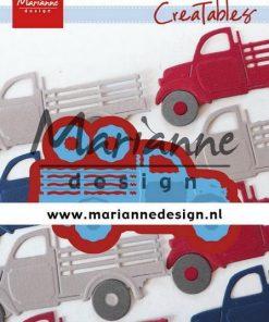 Dies / Truck / Marianne Design