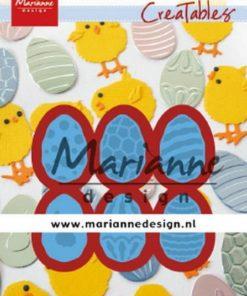 Dies / Påskeæg / Marianne design