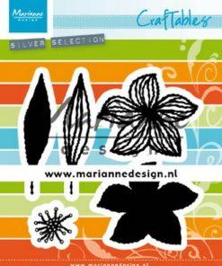 Dies / Åben blomst / Marianne Design