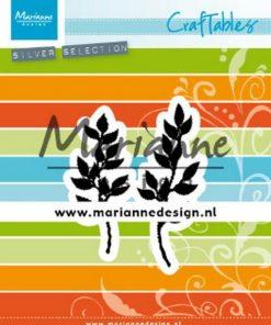 Dies / Naturlige kviste / Marianne Design