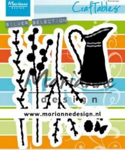 Dies / Blomster-kande / Marianne Design