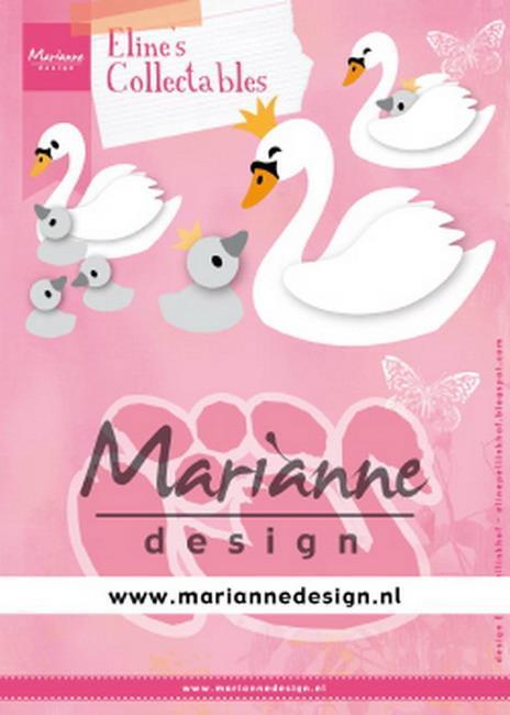 Dies / Svaner / Marianne Design