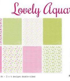 Karton A4 / Lovely aquarels / Joy Crafts