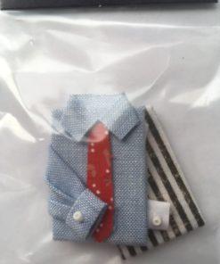 Skjorter nystrøget, 2 stk / Dukkehus