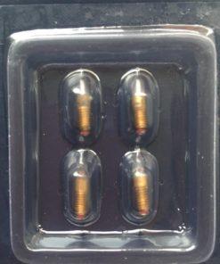 Pærer 1:12, 12 volt / lille sokkel / Dukkehus