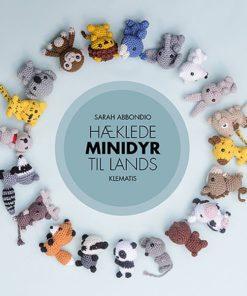 Hæklede minidyr til lands / Sarah Abbondio