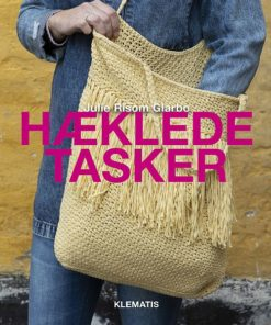 Hæklede tasker / Julie Risdom Glarbo