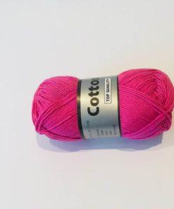 Bomuldsgarn, Cotton 8/4 / Pink