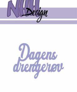 Dies / dagens Drengerøv / NHH Design