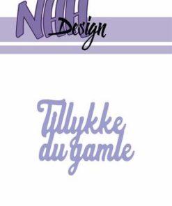 Dies / Tillykke du gamle / NHH Design