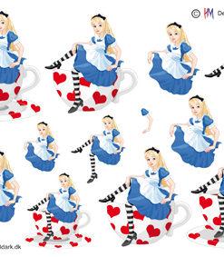 Børn / Alice i eventyrland / Hm Design