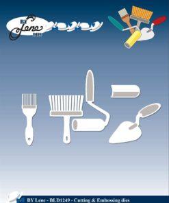 Dies / Maler værktøj / By Lene