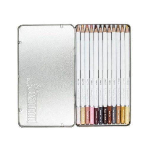 Nuvo / Watercolor pencils