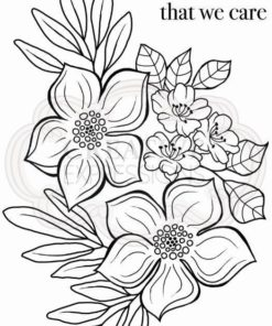stempel / Blooming lovely / Woodware