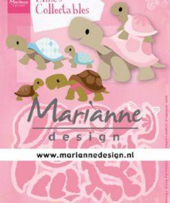 Dies / Skildpadder / Marianne Design