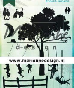 Stempel / Summer Romance / Marianne Design