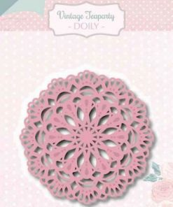 Dies / Tea party doily / Joy Crafts