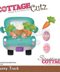Dies / Bunny Truck / Cottage Cutz
