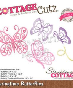 Dies / Sommerfugle / Cottage Cutz