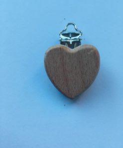 Seleclips / Hjerte i træ