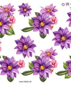 Blomster / Forårsblomster / Hm design