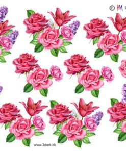 Blomster /Roser og liljer / Hm Design