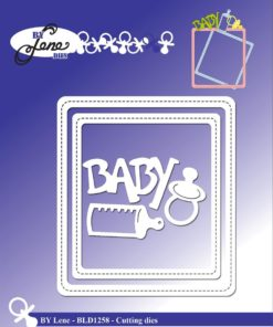 Dies / Baby ramme / By Lene
