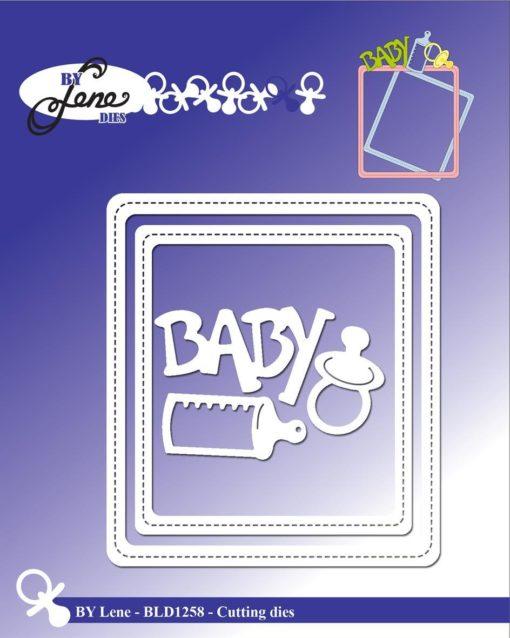 Dies / Baby ramme / By Lene