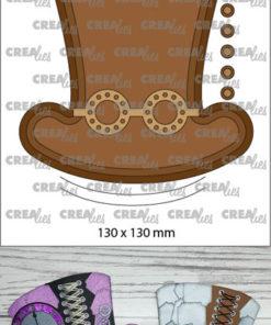 Dies / Høj hat / Crealies