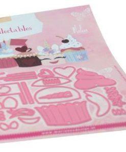 Dies / Cupcakes / Marianne Design