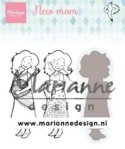 Dies & Stempel / Ny Mor / Marianne Design