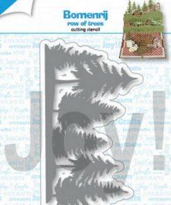 Dies / Række træer / Joy Crafts